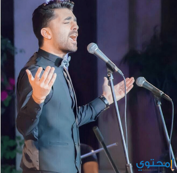بداية الحفل مع النجم محمد عباس
