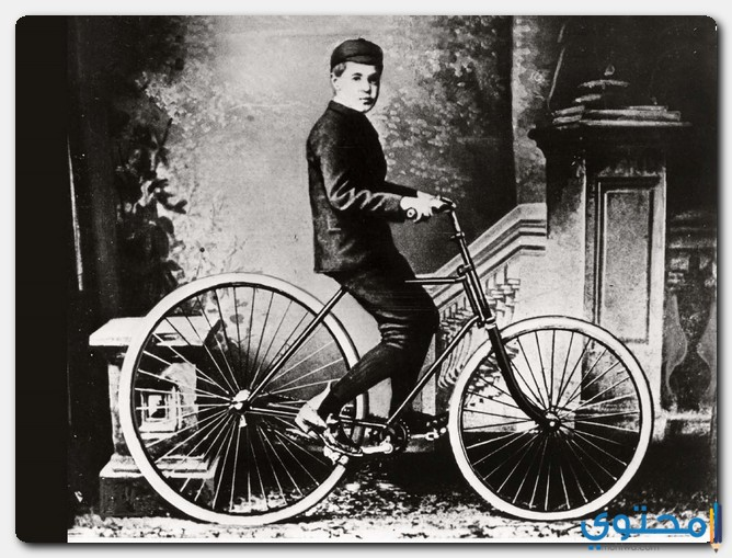 مخترع إطارات الدراجات الهوائية