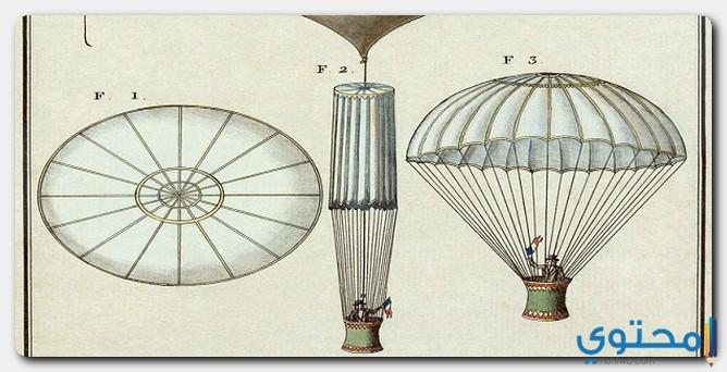 مخترع مظلة الهواء