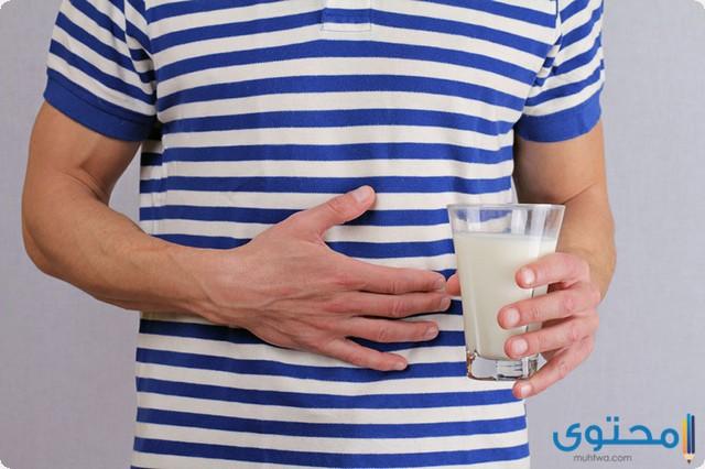 مدة هضم الحليب في الجسم