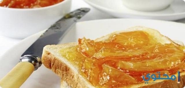 طريقة تحضير مربى قشر البرتقال