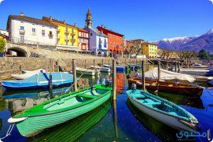 دليل ومعالم سياحية فى سويسرا 2018