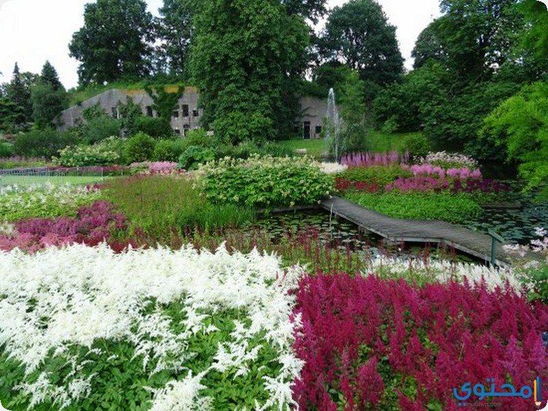 الحدائق النباتية الوطنية