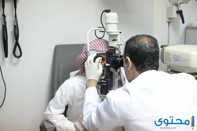 مستشفى جراحة العيون في الرياض