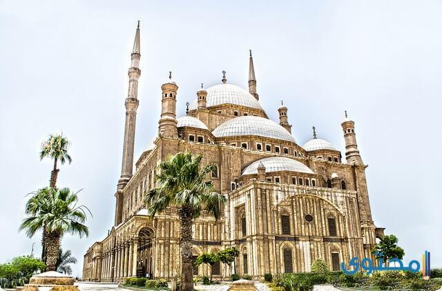مسجد محمد علي أجمل منشآت محمد على باشا