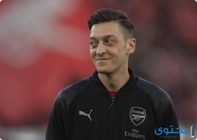 اللاعب مسعود اوزيل