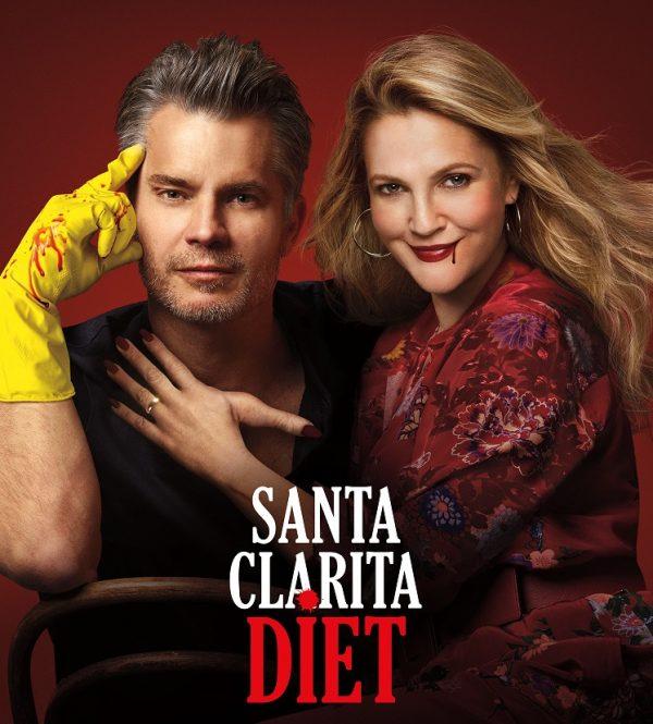 مسلسل Santa Clarita diet
