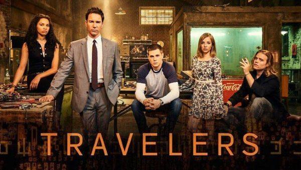 مسلسل المسافرون Travelers