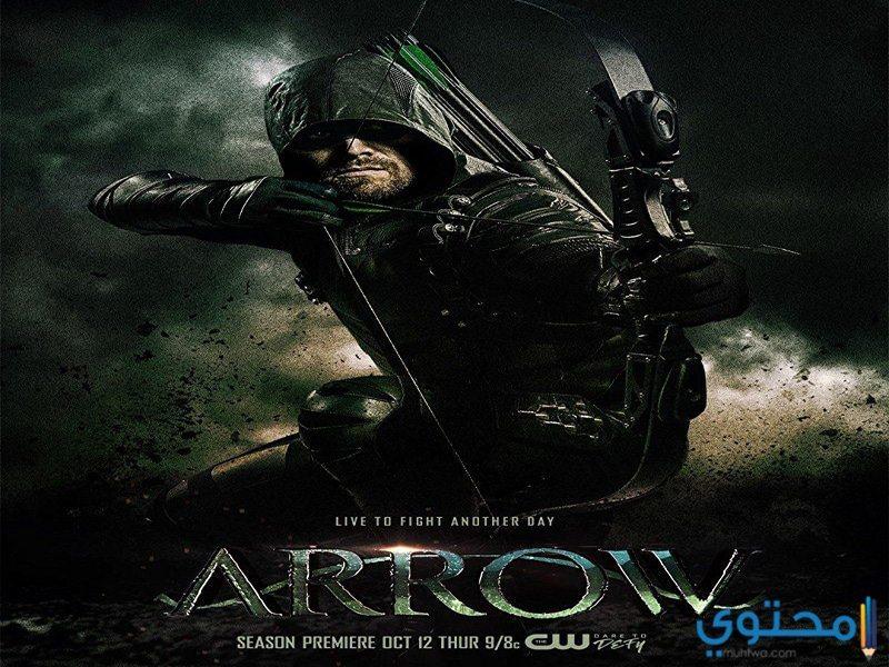 قصة مسلسل السهم Arrow موقع محتوى