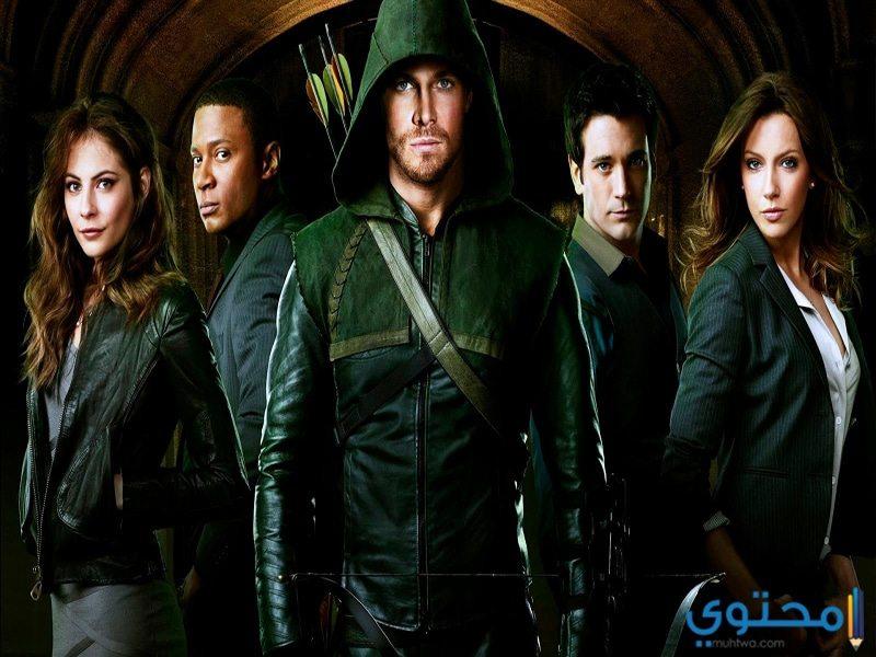 مسلسل السهم Arrow