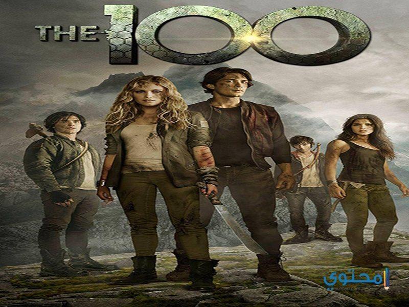 مسلسل المائة The 100