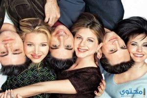 قصة مسلسل فريندز Friends