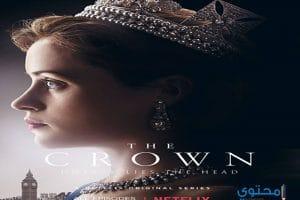 قصة مسلسل  The Crown