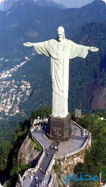 تمثال المسيح المخلص