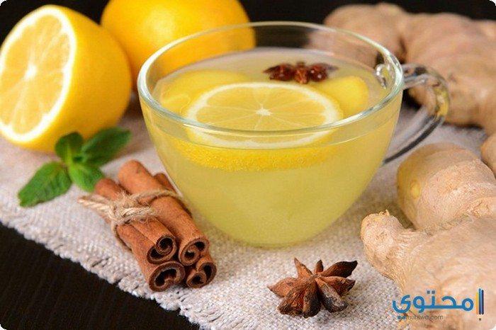مشروب الليمون للتخسيس