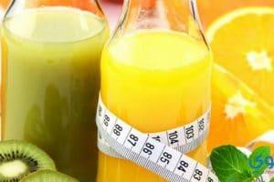 مشروبات لإنقاص الوزن وحرق الدهون