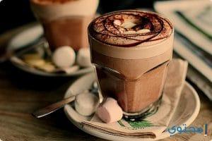 طريقة عمل مشروب الكاكاو الساخن والبارد