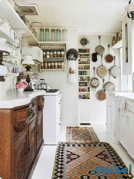 أفكار لاستغلال المساحات بالمطبخ