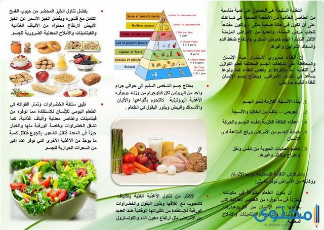 الهرم الغذائي