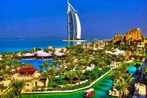 معالم وصور السياحة في دبي