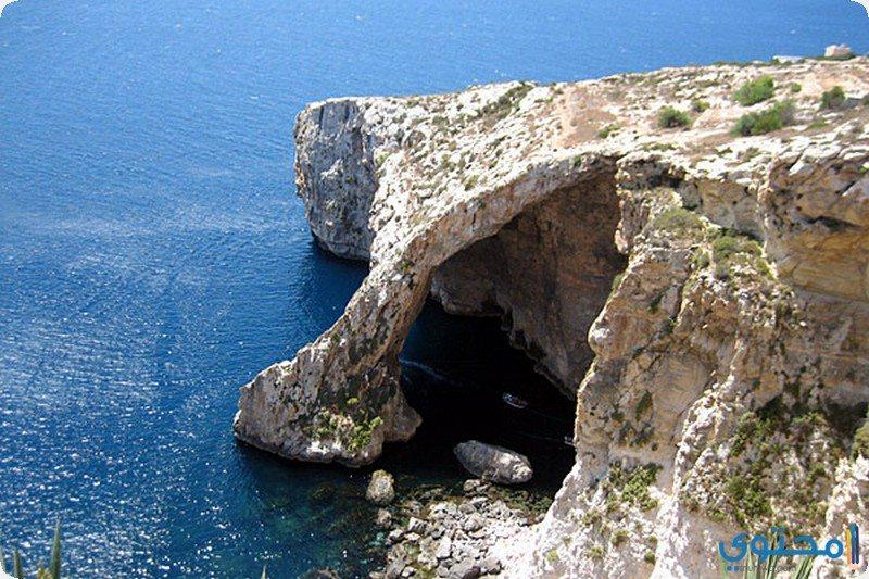 مغار جزيرة مالطا