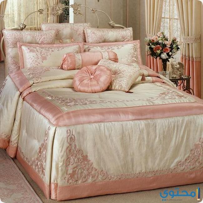 مفارش سرير للعروسة