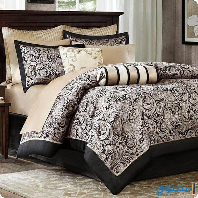 احدث مفارش سرير للعروسة
