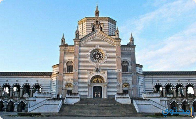 المقبرة التذكارية في ميلانو