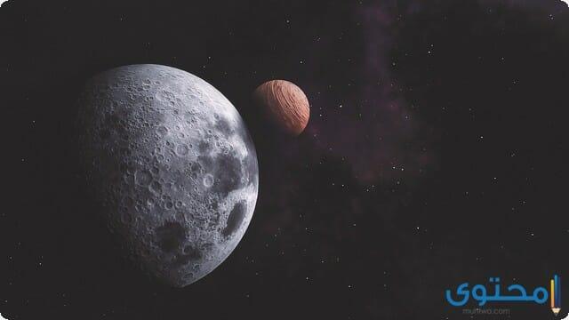 مكونات الكواكب