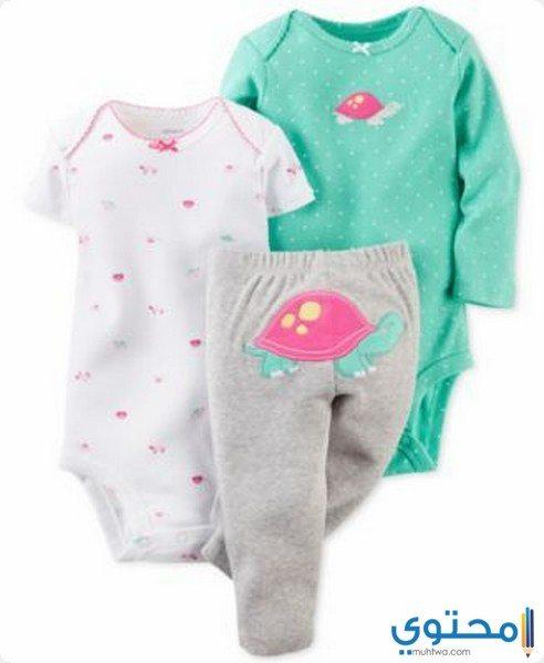أطقم خروج الأطفال حديثي الولادة لفصل الشتاء