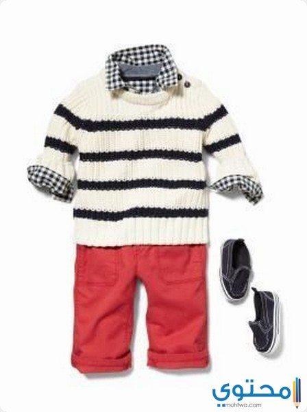 ملابس خروج للاطفال انيقة وشيك