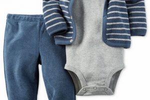 ملابس حديثي الولادة لفصل الشتاء