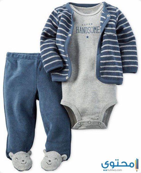 ملابس خروج للأطفال أنيقة وشيك
