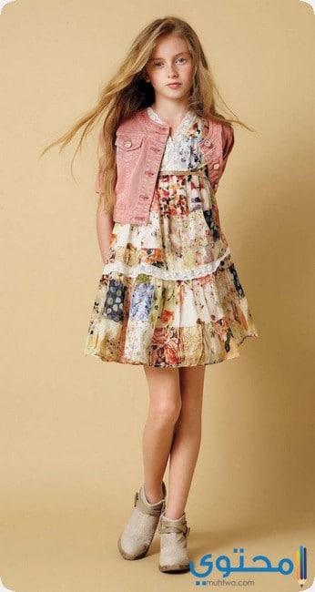ملابس اطفال بنات صيف 2020