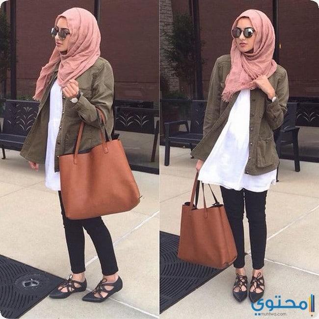 43a740b642787 ملابس بنات محجبات سن 18 حديثة 2019 - موقع محتوى