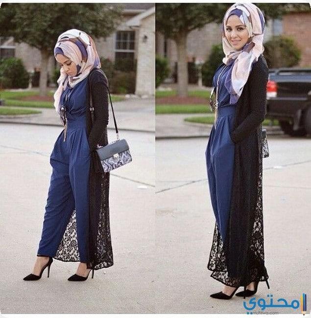 e5a62432f13f6 ملابس بنات محجبات سن 18 حديثة 2019 - موقع محتوى