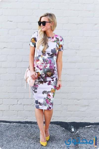 أزياء حامل ناعمة وبسيطة