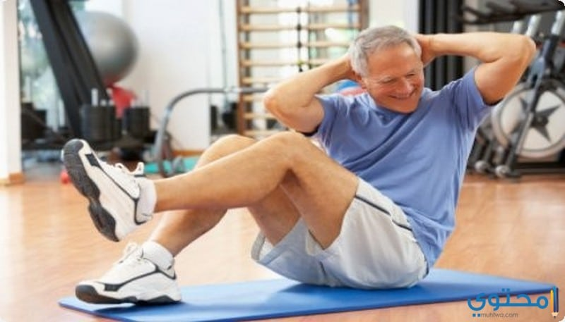 أهمية ممارسة الرياضة لكبار السن