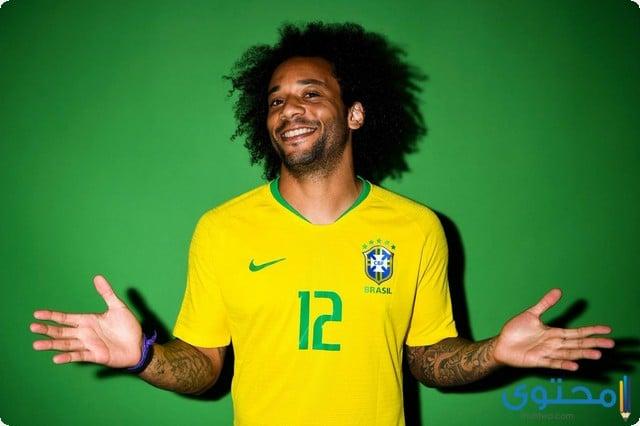 صور منتخب البرازيل 2018