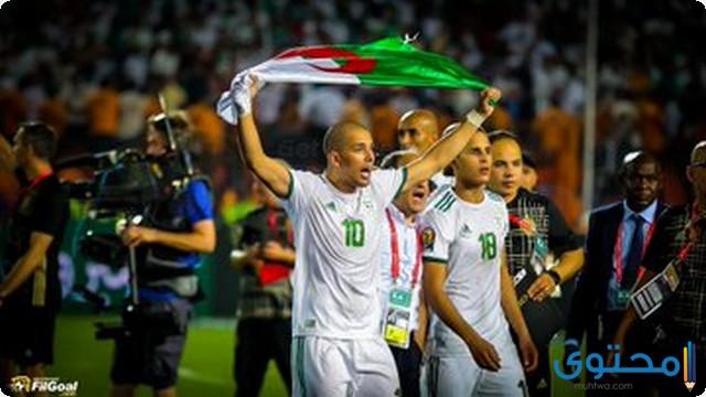 صور منتخب الجزائر