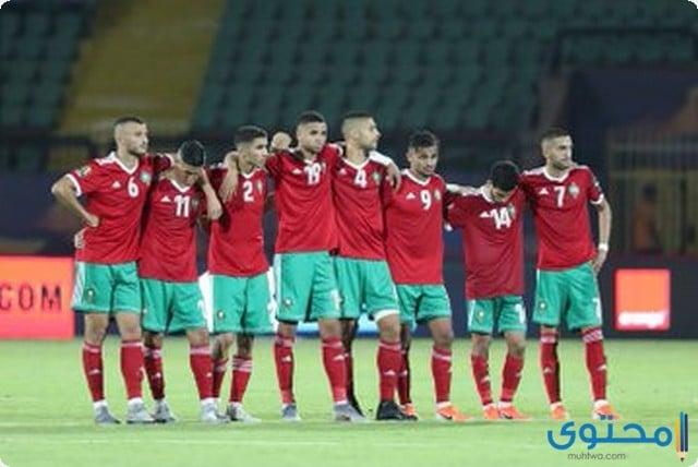 صور منتخب المغرب