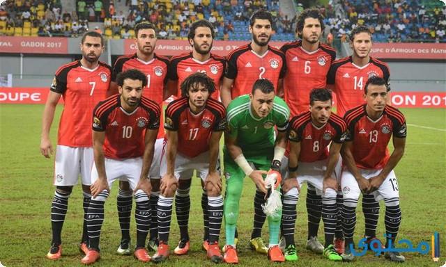 مواعيد مباريات مصر فى المونديال