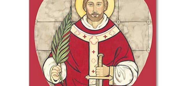 من هو القديس فالنتين