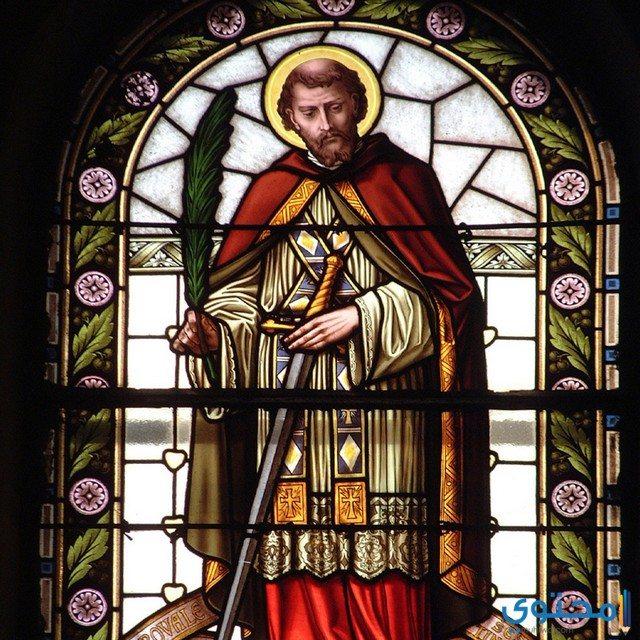 استشهاد القديس فالنتين