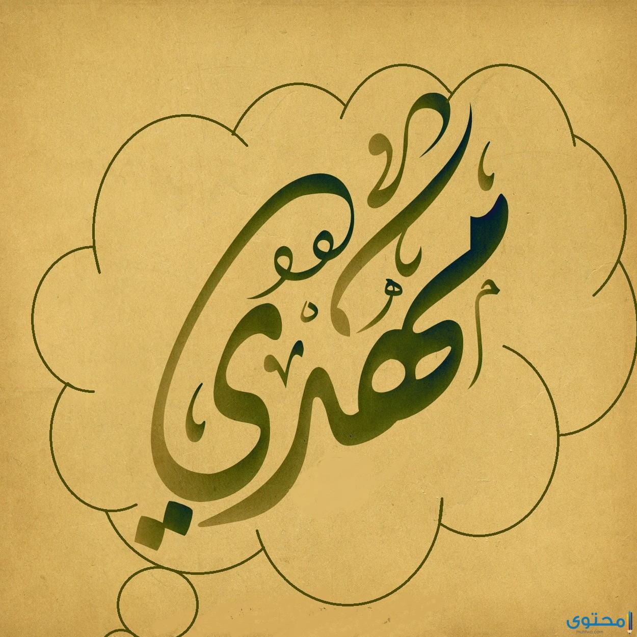ما معنى اسم مهدي Mahdi وما