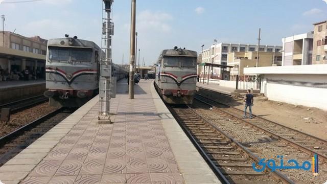 مواعيد قطارات الاسكندرية القاهرة