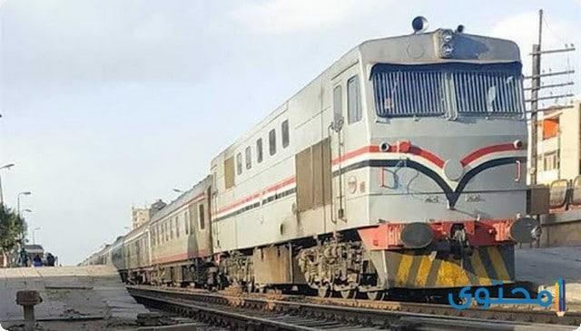 مواعيد قطارات الصعيد 2021