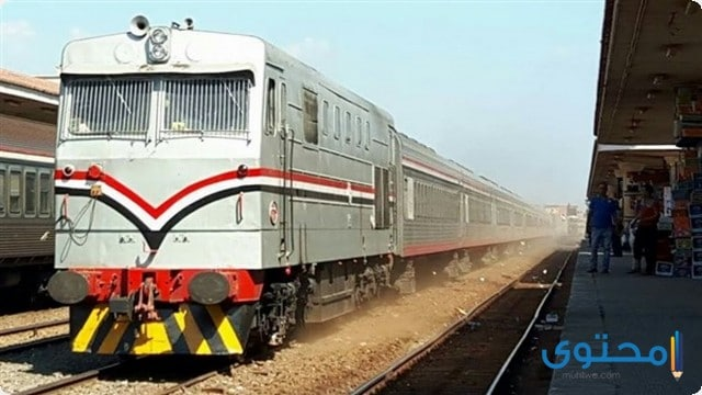 قطارات القاهرة المنصورة