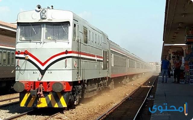 مواعيد قطارات المنيا القاهرة