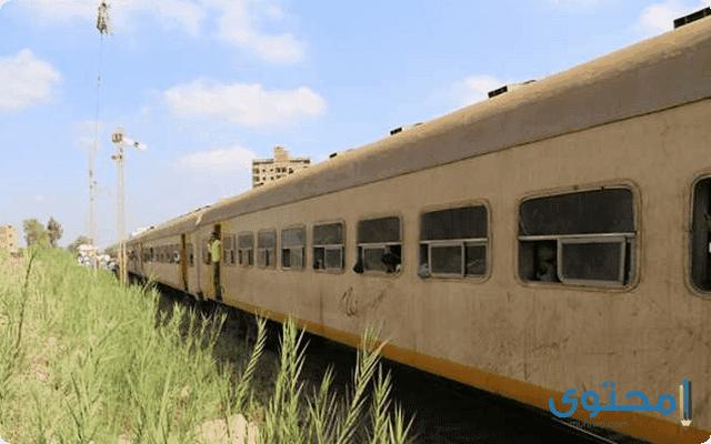 مواعيد قطارات طنطا الإسكندرية 2021
